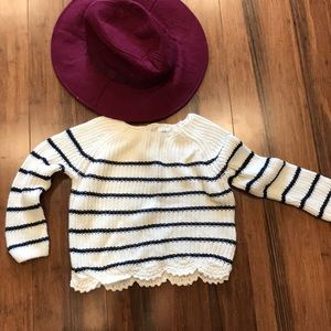 Other - Eyelit sweater 2T